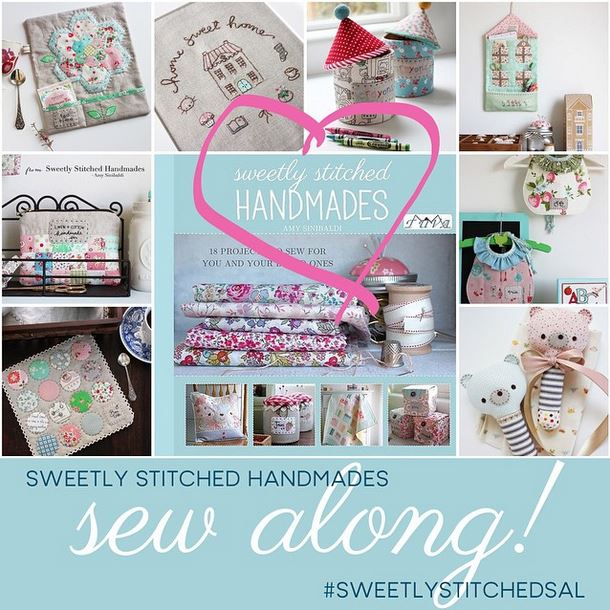 Sweetly Stitched Handmades Sew Along