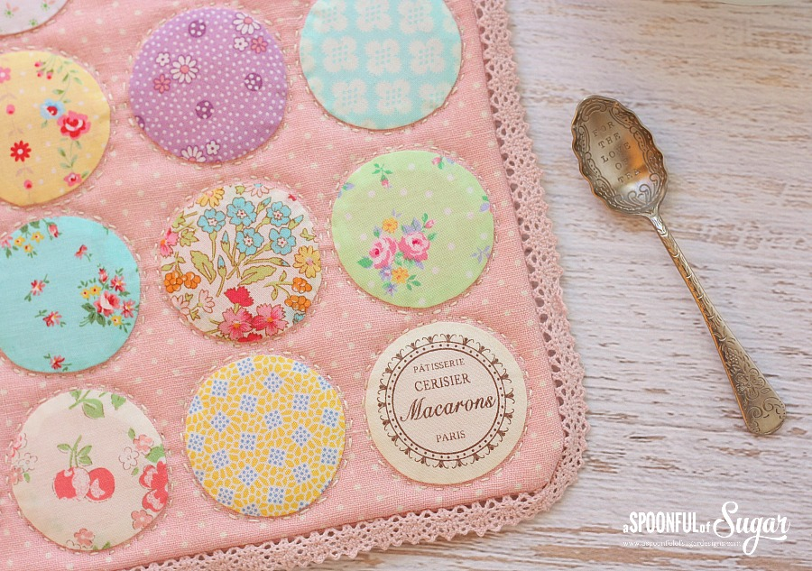 On The Spot Trivet made by A Spoonful of Sugar