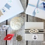 Nautical Gift Wrapping Ideas