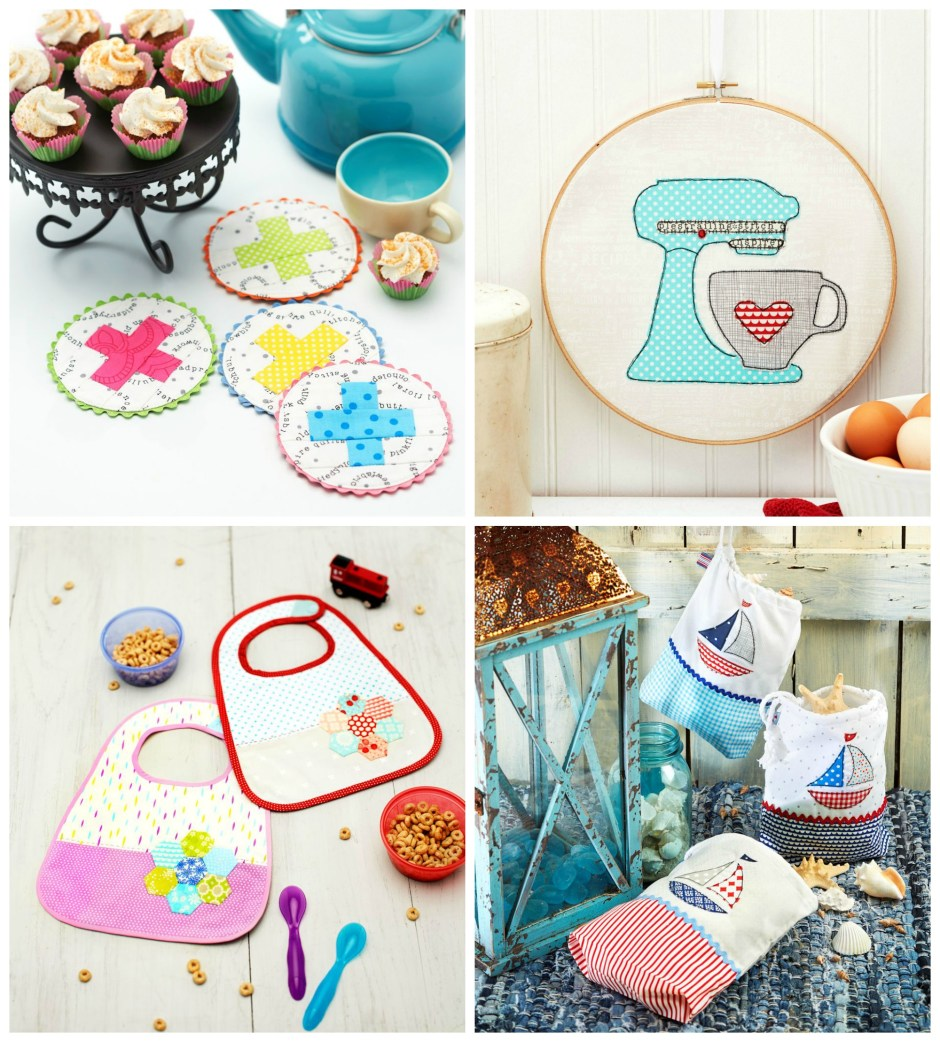 A Spoonful of Sugar: Sew 20 Simple Projects to Sweeten Your Surroundings by Lisa Cox