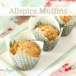 Allspice Muffins