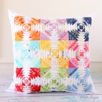 Rainbow Connection Pillow