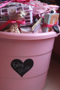 The Best Baby Shower Gift  Fill A Tub With Mom Tested ...