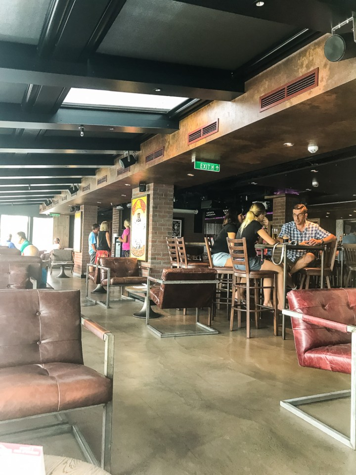 District Brew House on Norwegian Escape