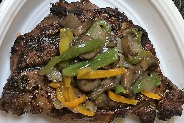 Rib Eye Steaks Export 3-4