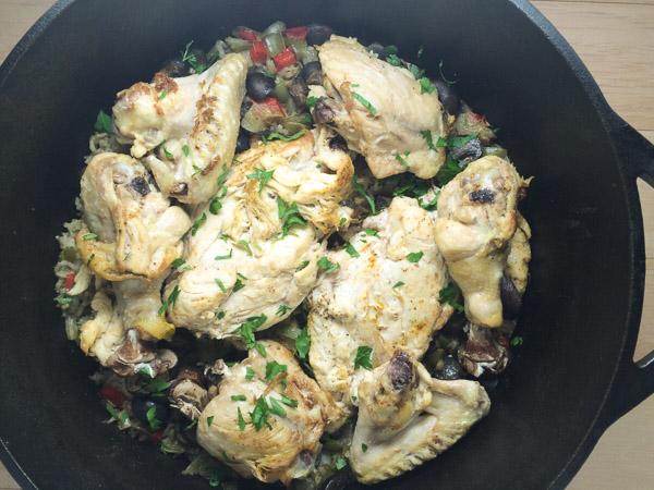 chicken artichoke recipe