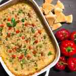 Gluten Free Spicy Hot Crab and Artichoke Dip