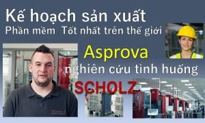 Nghiên cứu tình huống; Scholz, Gia công siêu chính xác kim loại