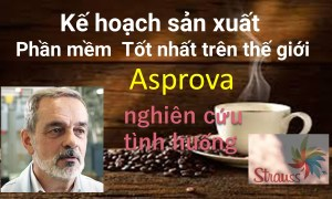 Kế hoạch sản xuất Phần mềm  Tốt nhất trên thế giới Asprova nghiên cứu tình huống Struss Cà phê