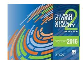 ASQ Global State of Quality 2016