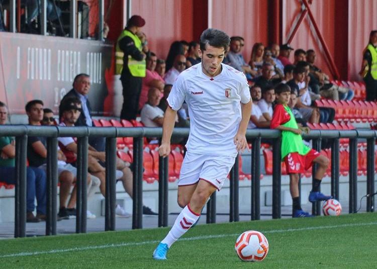 André Ferreira avec Braga