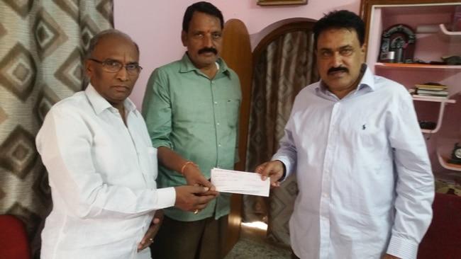 Mr. Santhosh Kumar (MLC) Donates RO Water Purifier