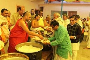 Tadeeyaradhana service is available to all the visitors of Asram at Badri.