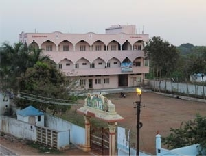 The school building has 10 big classrooms, with computer lab, one reading hall, dining hall, kitchen, play ground, hostel. Two batches have graduated from this school with 100% results.