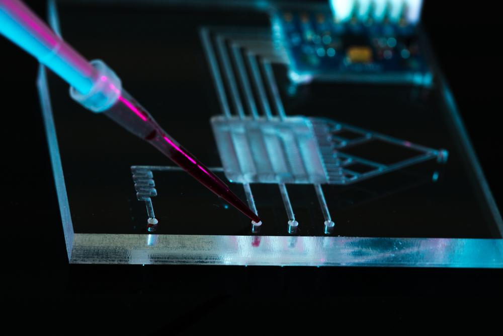 Microfluidics