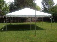 Canopies: 20x20 Canopy Tent