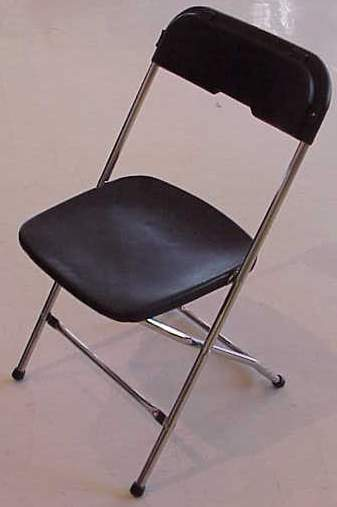 folding chair legs cover sashes wholesale uk rent some black chairs with chrome at all seasons
