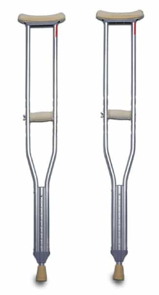 Rent crutches for your medical needs at All Seasons Rent All
