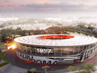 AS Roma Stadium project