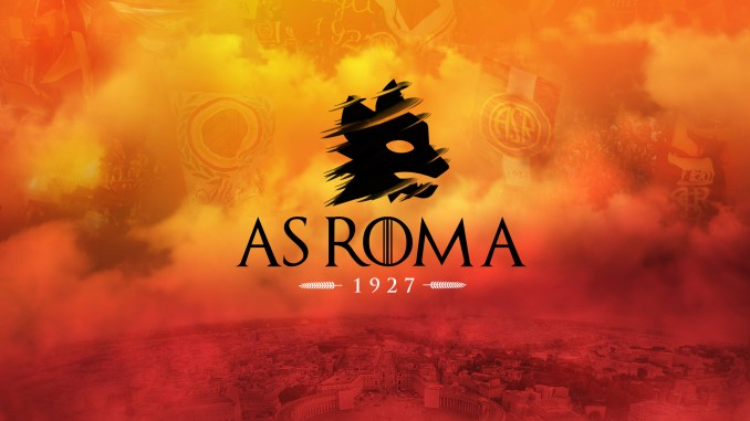 Soccer: Serie A; AS Roma (by FORZA27.com)