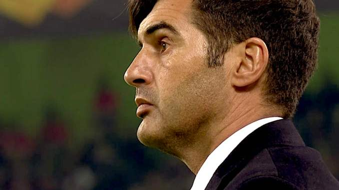 Paulo Fonseca | AS Roma