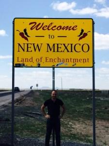 שלום ניו מקסיקו!