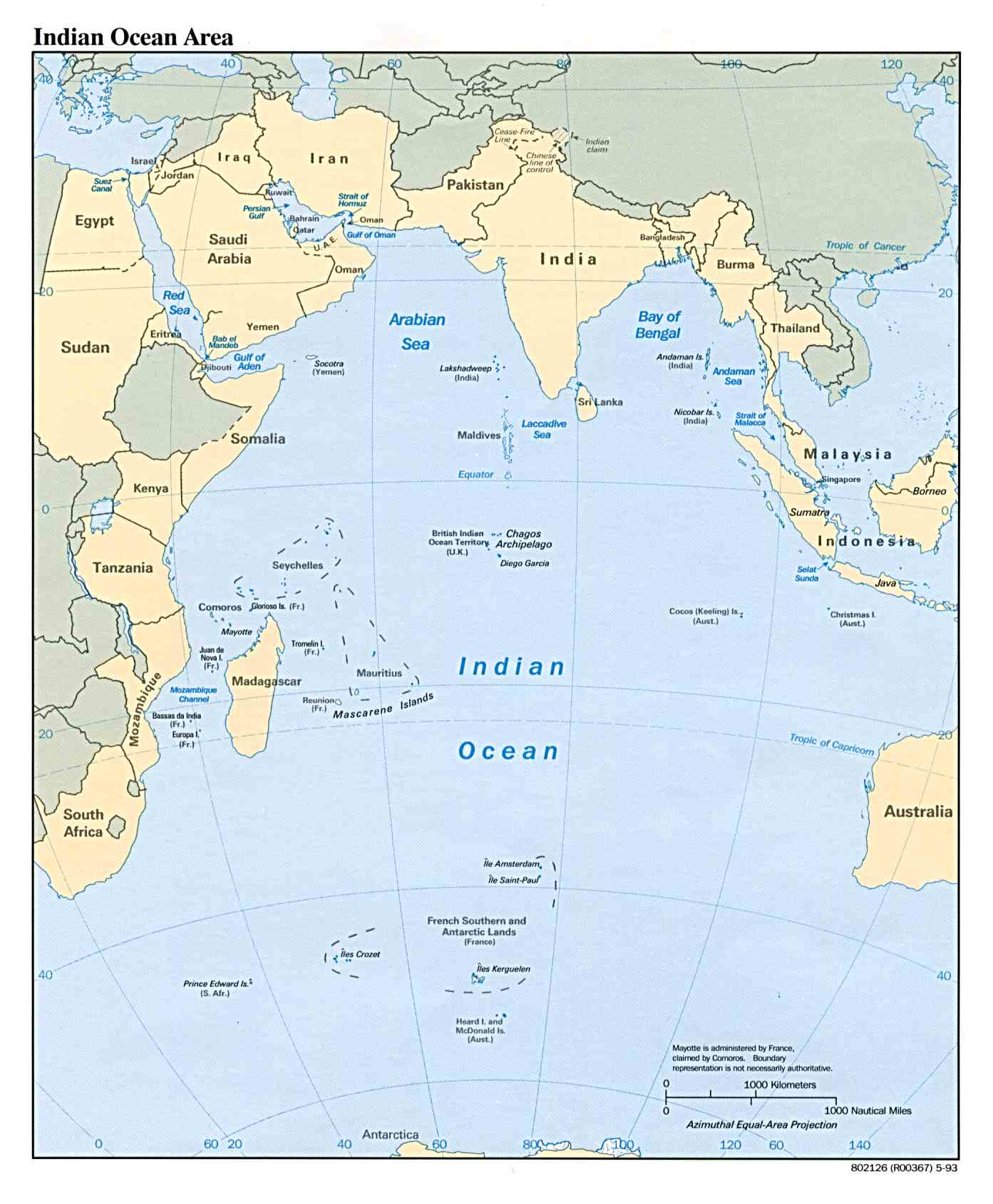 Asia Bodies Of Water Map : bodies, water, Revisionism, Assailed, Teacher