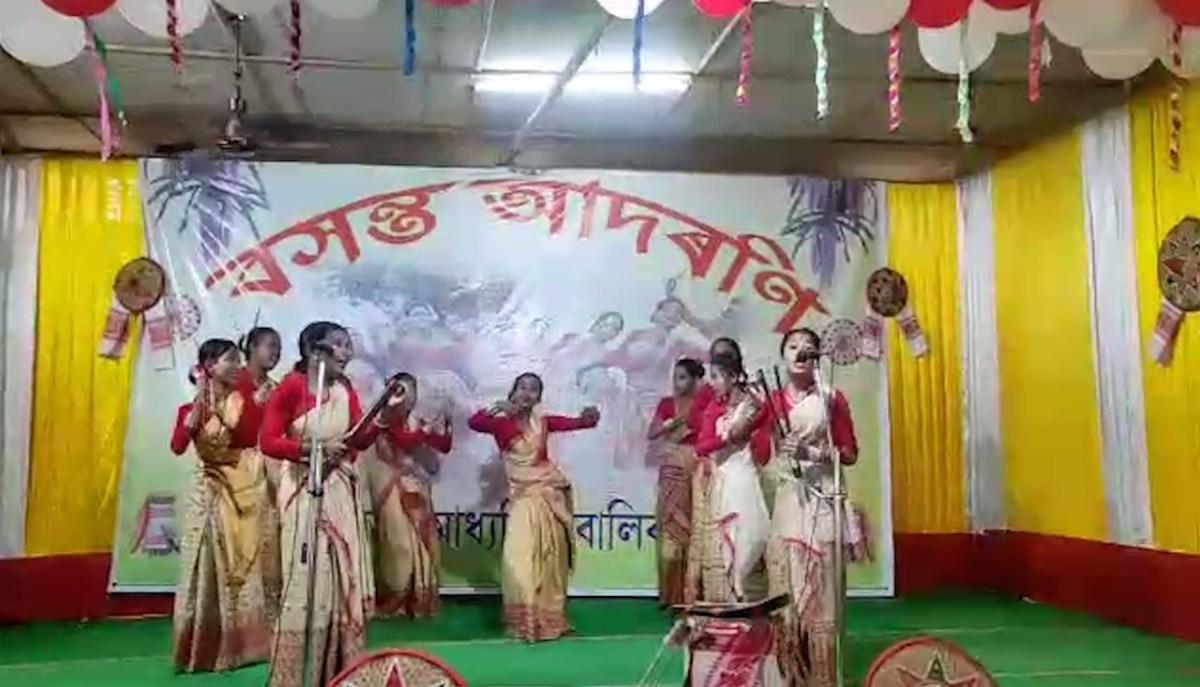 ৰঙালী বিহু