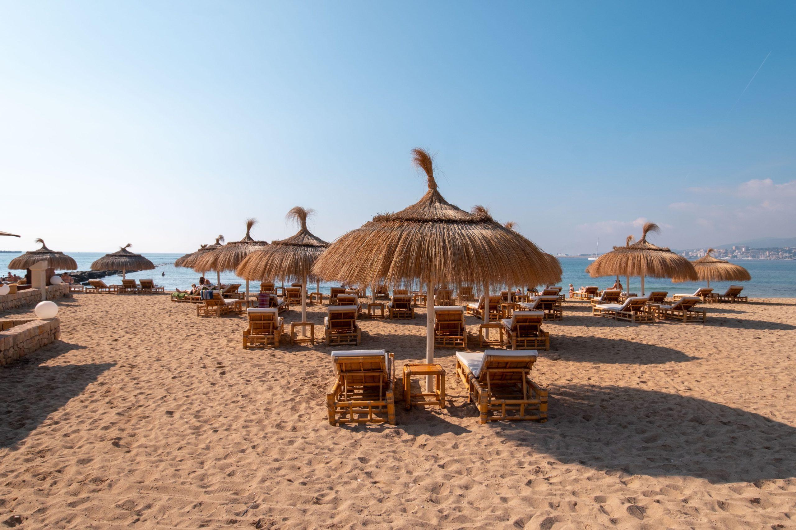 restaurante frente al mar en Mallorca