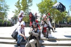 Assassins Resurrection Cosplay