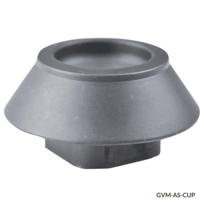 Tube Replacement Cup, Rubber, GVM Series for Tubes&Vessels w Dia. less than 30mm