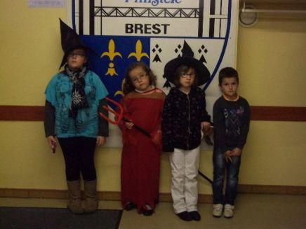 Halloween du 30 octobre 2011