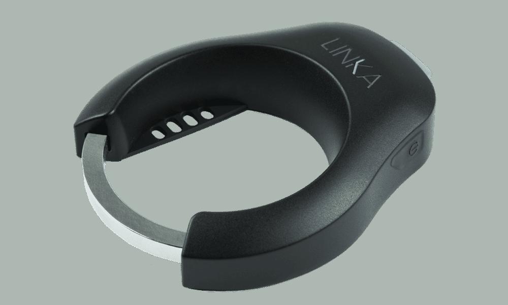 Linka Smart Bicycle Auto Unlocking Bike Lock Seen On Shark