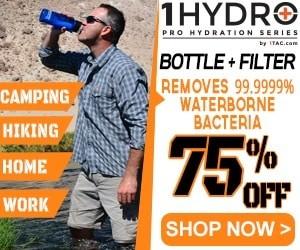 1 Hydro Water Bottle