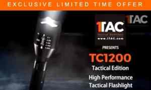 tc1200 tactical flashlight