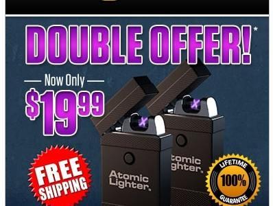 atomic lighter as seen on tv
