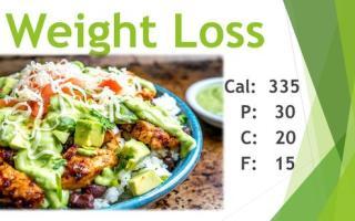 Weight Loss Flex Pro Meals