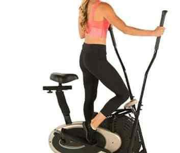 gold elliptical