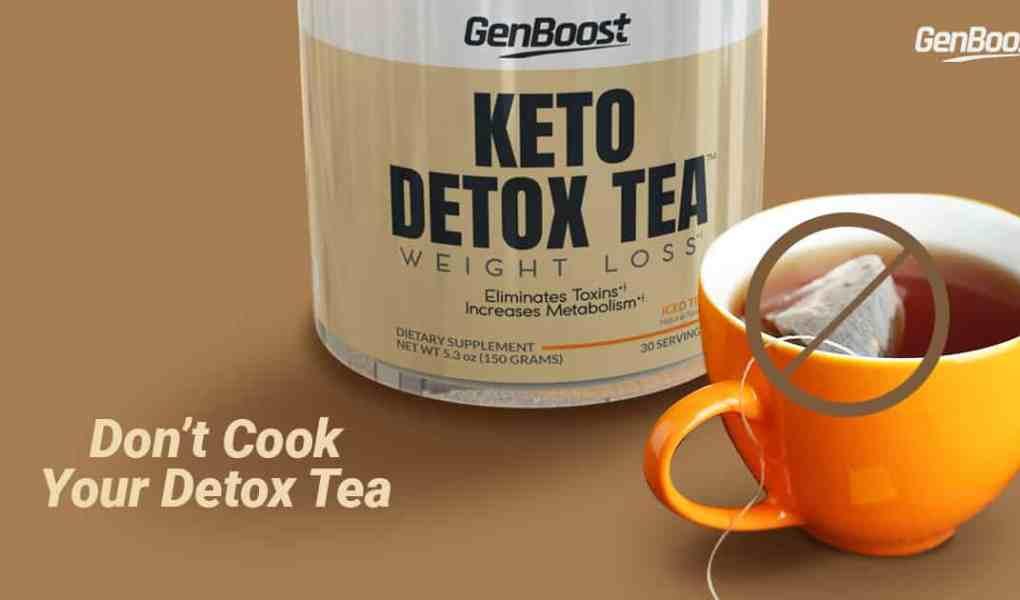 GenBoost Keto Detox Tea