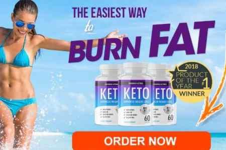 burn fat with keto
