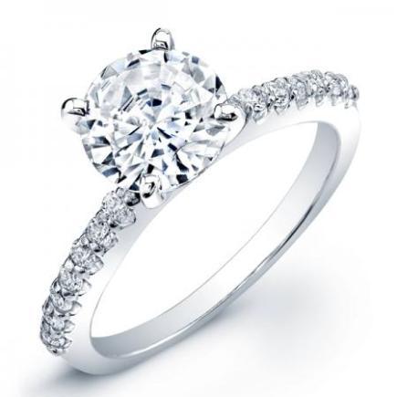 Inexpensive Diamond Engagement Ring
