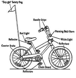 Assemblyman Cusick Bike Safety