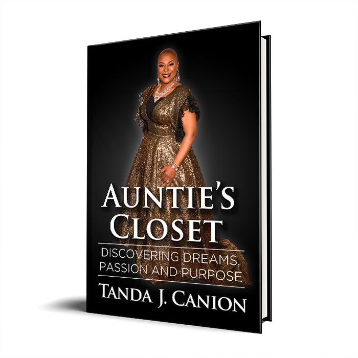 Auntie's Closet book photo