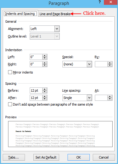 How To Change Header Section In Word : change, header, section, Trick:, Headings, Paragraph, Below, Assessing, Psyche,, Engaging, Gauss,, Seeking, Sophia