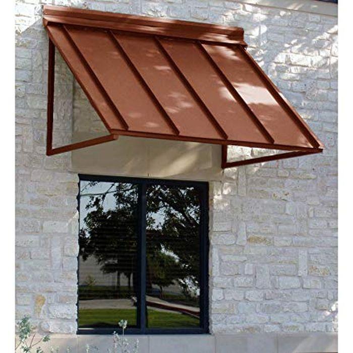 rangka kanopi jendela baja ringan bantu halau sinar dan guyuran hujan yuk simak ragam