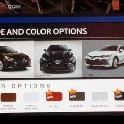 Warna Grand New Avanza Dark Brown Veloz 1.5 Bekas Toyota Incar Eksekutif Muda All Camry Pakai Milik Alphard Tersedia Dalam Tujuh Pilihan