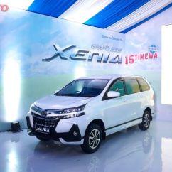 Perbedaan Grand New Avanza Vs Veloz 2017 Ini Daihatsu Xenia 1 5 Dengan Toyota Terbaru