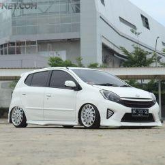 New Toyota Agya Trd Sportivo Pilihan Warna Grand Veloz Disulap Mahal Lcgc Mewah Gaya Eropa 2013 Euro Style
