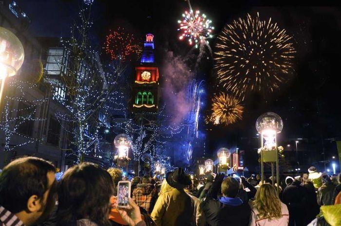 10 Inspirasi Ucapan Selamat Tahun Baru 2019 Dalam Bahasa
