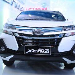 Grand New Avanza Vs Great Xenia E 1.3 Toyota Veloz Dan 1 5 Nggak Sama Tengok Samping Beda Daihatsu